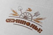 Разработаю винтажный логотип 157 - kwork.ru