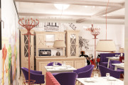 Интерьеры ресторанов, кафе 28 - kwork.ru