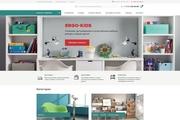Дизайн страницы сайта 45 - kwork.ru