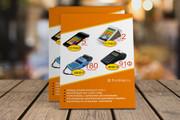 Создам качественный дизайн привлекающей листовки, флаера 79 - kwork.ru
