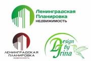 Дизайн логотипа 54 - kwork.ru