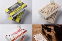 2 варианта визитки в исходнике 27 - kwork.ru
