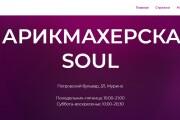 Создам лендинг на платформе Тильда 20 - kwork.ru