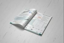 Разработка полиграфического издания 95 - kwork.ru