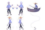Создание персонажа или маскота 13 - kwork.ru