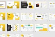Бизнес-презентация, инвестиционная презентация, презентация стартапа 17 - kwork.ru