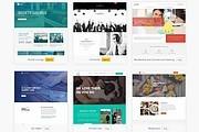 ПАК 1000 шаблонов и дополнений для WordPress 140 - kwork.ru
