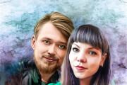 Создам стилизованный цифровой портрет 56 - kwork.ru