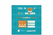 Сделаю дизайн этикетки 271 - kwork.ru