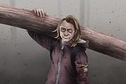 Иллюстрационный портрет по фотографии в стилях Манга или Аниме 26 - kwork.ru