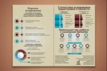 Инфографика любой сложности 97 - kwork.ru