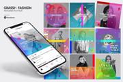 30000 шаблонов для Инстаграм, 5000 рекламных баннеров + много Бонусов 41 - kwork.ru