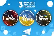 Оформление Telegram 75 - kwork.ru