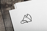Логотип в стиле минимализм 101 - kwork.ru
