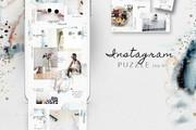 25000 шаблонов для Instagram, Вконтакте и Facebook + жирный Бонус 62 - kwork.ru