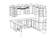Конструкторская документация для изготовления мебели 219 - kwork.ru