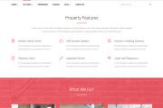 Wordpress сайт недвижимости, аренды квартир, агентства 13 - kwork.ru