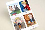 Нарисую для Вас иллюстрации в жанре карикатуры 376 - kwork.ru