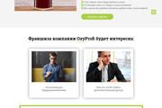 Landing Page с 0 + дизайн 194 - kwork.ru