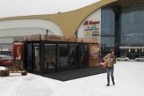 3D модель и визуализацию торгового места 80 - kwork.ru