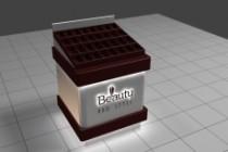 3D модель и визуализацию торгового места 75 - kwork.ru