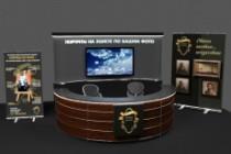 3D модель и визуализацию торгового места 101 - kwork.ru