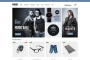 Создание готового интернет-магазина на Вордпресс WooCommerce с оплатой 30 - kwork.ru