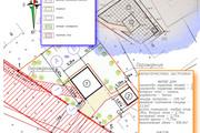 Схема планировочной организации земельного участка - спозу 51 - kwork.ru
