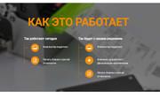 Лендинг для любых целей на Wordpress 156 - kwork.ru