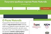 Создание сайта - Landing Page на Тильде 320 - kwork.ru