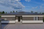 Фотореалистичная 3D визуализация экстерьера Вашего дома 248 - kwork.ru