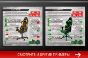 Баннер, который продаст. Креатив для соцсетей и сайтов. Идеи + 195 - kwork.ru