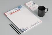 Создам фирменный стиль бланка 141 - kwork.ru