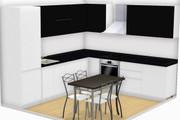 Создам 3D дизайн-проект кухни вашей мечты 26 - kwork.ru