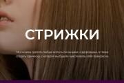 Создам лендинг на платформе Тильда 21 - kwork.ru