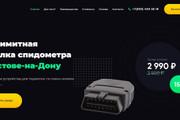 Сделаю классный Лендинг на Elementor Pro 54 - kwork.ru