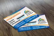 Разработаю дизайн визитки 27 - kwork.ru