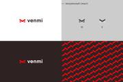 Разработка логотипа для сайта и бизнеса. Минимализм 125 - kwork.ru