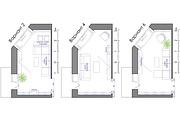 Планировка квартиры или жилого дома, перепланировка и визуализация 149 - kwork.ru