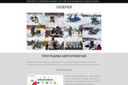 Создание сайта на WordPress 125 - kwork.ru