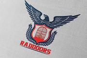 Разработаю винтажный логотип 166 - kwork.ru