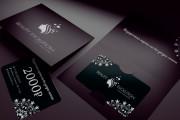 Дизайн макетов дисконтных карт 10 - kwork.ru