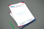 Разработаю фирменный стиль бланка 43 - kwork.ru