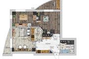 Интересные планировки квартир 129 - kwork.ru