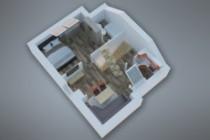 Сделаю 3д визуализацию плана для дома, квартиры 46 - kwork.ru