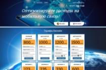 Сделаю копию любого Landing page 86 - kwork.ru
