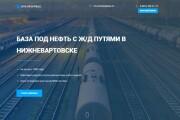 Верстка, Адаптация HTML, CSS, JS из PSD 54 - kwork.ru