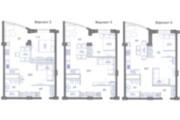 Планировка квартиры или жилого дома, перепланировка и визуализация 180 - kwork.ru