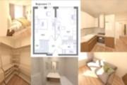 Планировка квартиры или жилого дома, перепланировка и визуализация 177 - kwork.ru