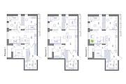 Планировка квартиры или жилого дома, перепланировка и визуализация 176 - kwork.ru